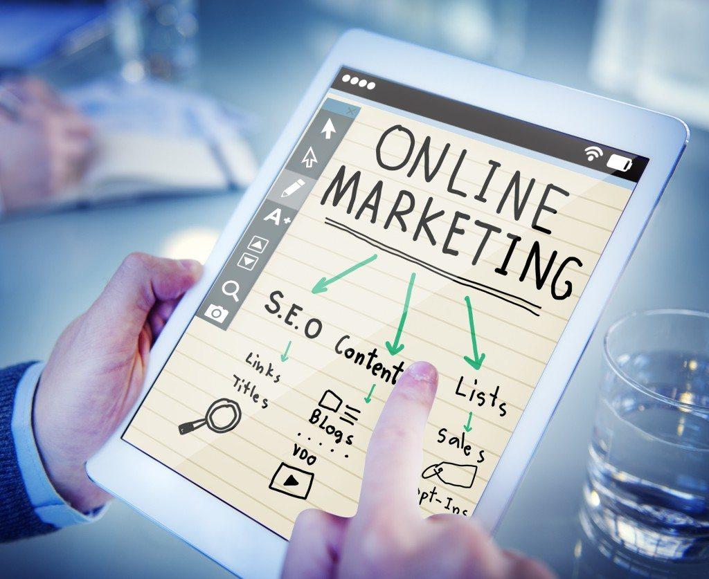 Online Marketing 2016